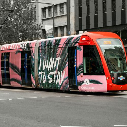 Holdfast Bay Tram